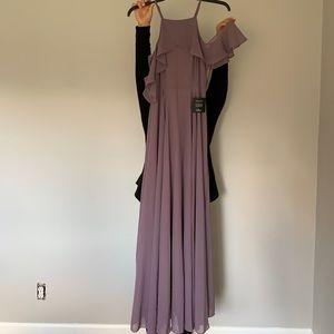 Lulus off the shoulder dress